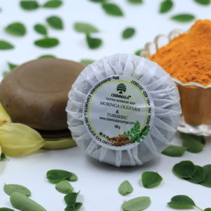 Turmeric antiseptic antibacterial moisturizing body soap