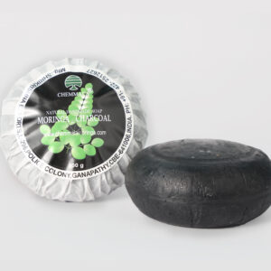 Moringa charcoal soap